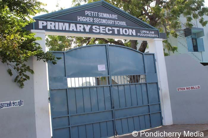 Petit Seminaire Higher Secondary School Primary Section