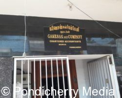 Ganesan and Company Chartered Accountants