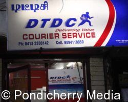 DTDC Courier & Cargo Uma Enterprises