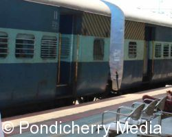 Train Timings from Pondicherry to Bhubaneswar