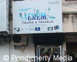 ES.EM.Tours & Travels
