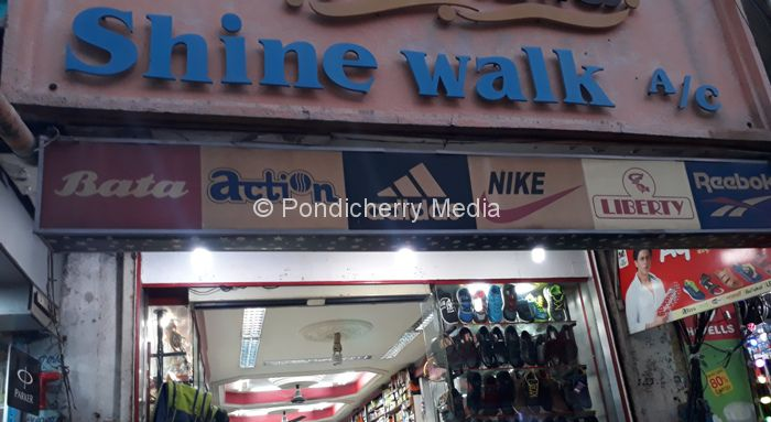 Pondicherry Shoe Shops