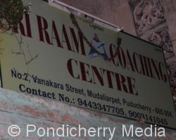 Sri Raam Coaching Centre