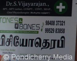 Tones And Bones Multi Speciality Physiotherapy Clinic