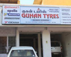 Guhan Tyres