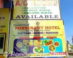Hotel Ponnusamy