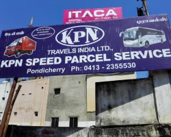 K P N Speed Parcel Service Pvt Ltd