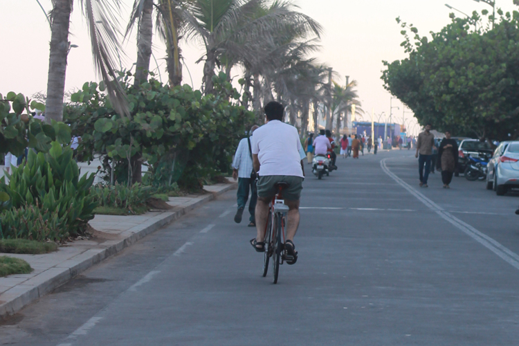 Bicycle Rental in Pondicherry