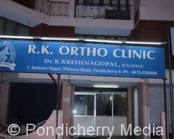 RK Ortho Clinic