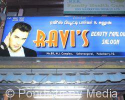 Ravi's Beauty Saloon & Parlour