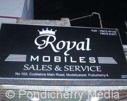 Royal Mobiles