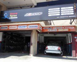 Veera Tyres Pitstop